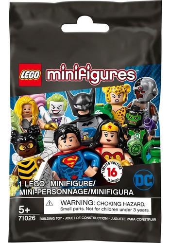 Lego Minifigures Dc Super Heroes Series Figura Sortida 71026