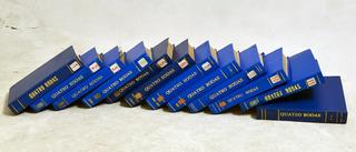 Coleção Quatro Rodas Encardenada Do Nº01 Ao Nº 95