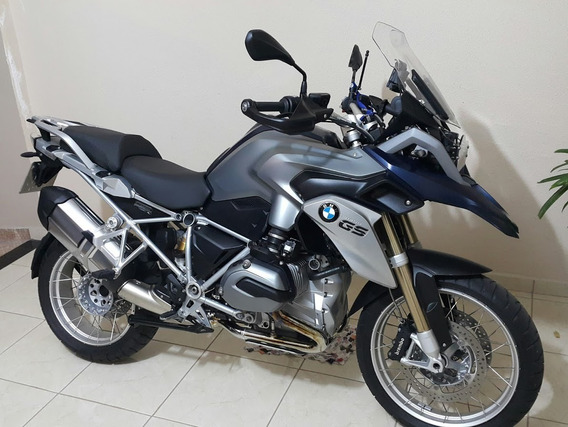 Moto Bmw 1200 Gs Ano 2015 - Modelo Premium