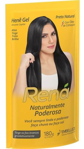 Henê Rená Preto Natural 180g
