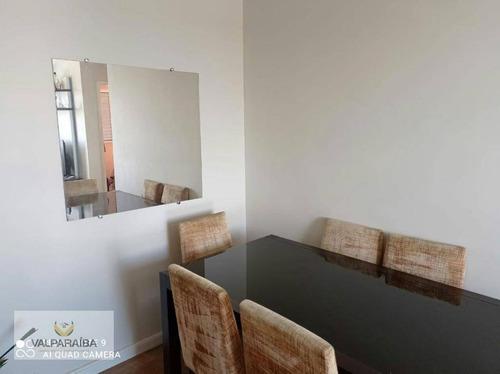 Apartamento À Venda, 50 M² Por R$ 215.000,00 - Palmeiras De São José - São José Dos Campos/sp - Ap0719