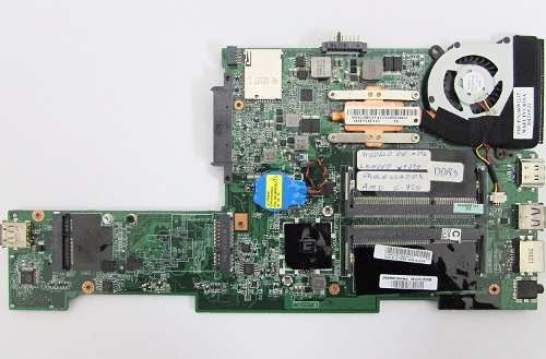 Placa Mãe Lenovodafl8amb8do Rev:d Amd E-450 Com Cooler