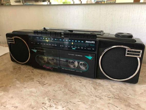 Radio-cassete Philips Anos 90