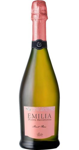 Champagne Emilia Brut Rose Nieto Senetiner 750ml.