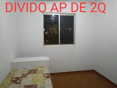 Divido Aluguel Ap 2q Goiânia