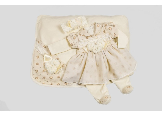 Saida Maternidade Luxo Princesa