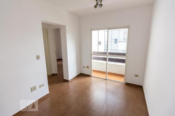 Apartamento No 7º Andar Com 1 Dormitório E 1 Garagem - Id: 892987464 - 287464