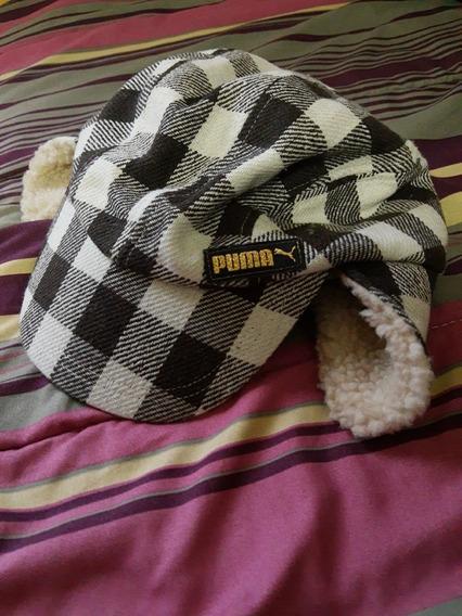 Gorro Puma Com Protetor De Orelha #winter