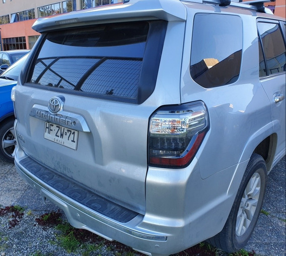 Toyota 4 Runner Limited 4×4