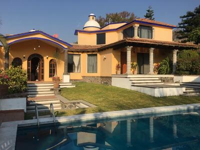 Oportunidad De Casa De Descanso En Yautepec
