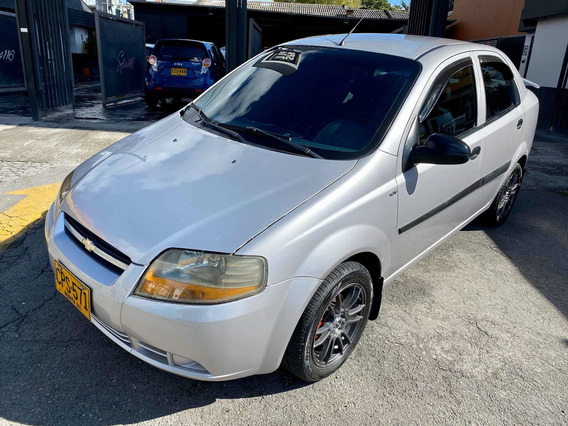 Chevrolet Aveo Ls Ac Fe Mec 1.400