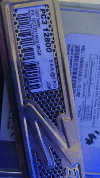 Memoria Ddr3 1600ghz 2gb