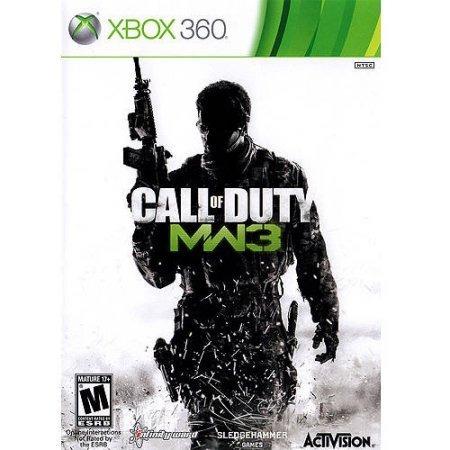 Call Of Duty Modern Warfare 3 Para Xbox 360 Desbloqueado