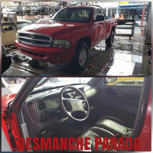 Sucata Dodge Dakota Sport Desmanche Peças  Cambio Lataria