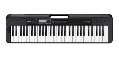Imagen 1 de 2 de Teclado musical Casio Casiotone CT-S300 61 teclas Negro