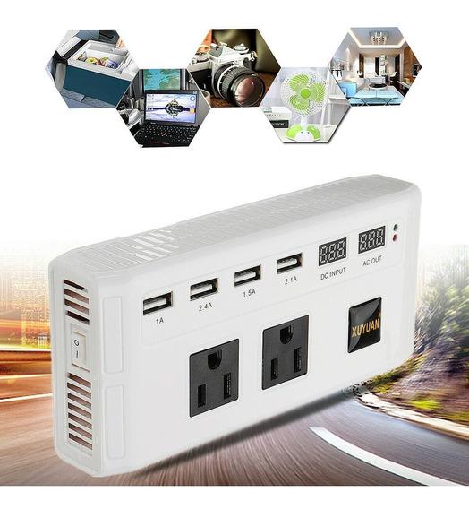 Inversor Solar Onda Pura 12v 110v 400w Pico 800w Xuyuan