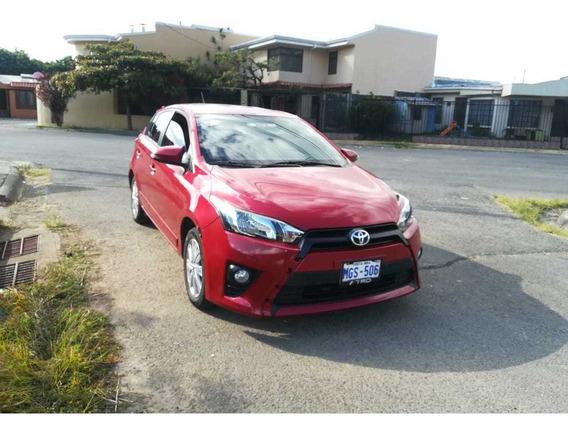 Toyota Yaris Hatchback 2017