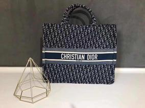 Bolsa Cristian Dior Book Tote Sacola