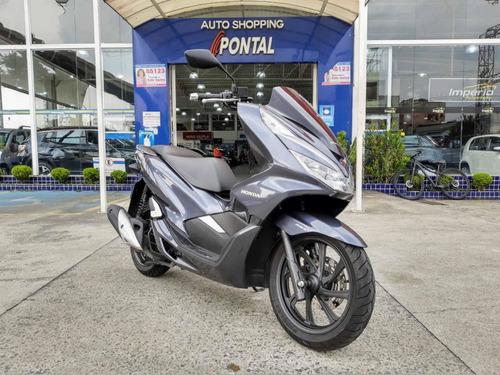 Honda Pcx 150 Abs Ano 2021  3500km Já Emplacada Financiamos