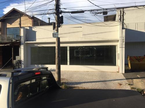 Salão Em Paulista, Piracicaba/sp De 300m² Para Locação R$ 9.000,00/mes - Sl925955