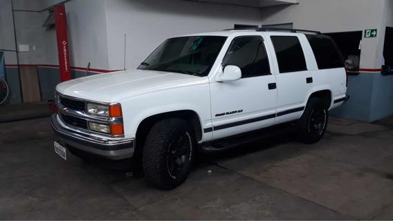 Chevrolet Grand Blazer 6 Lugares