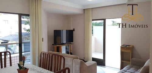 Apartamento De 3 Dormitórios (sendo 1 Suíte), 1 Vagas Privativas , 1 Apartamento Por Andar - Centro De Balneário Camboriú - Sc - Ap0504