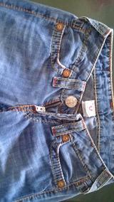 Jeans True Relogion Jennifer Big T Talla 24