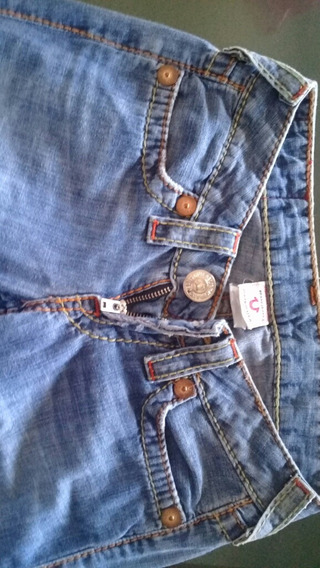 Jeans True Relogion Jennifer Big T Talla 24