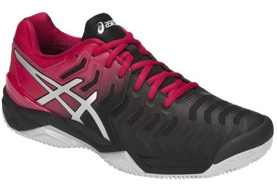Tênis Asics Gel Resolution 7 Clay Masculino (saibro)