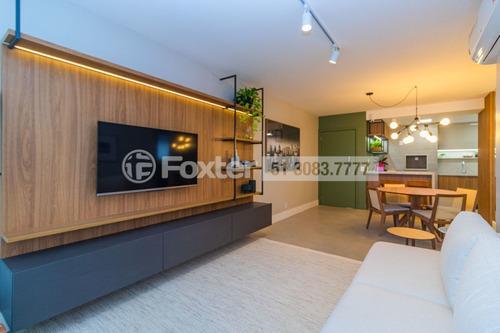 Imagem 1 de 30 de Apartamento, 2 Dormitórios, 73.88 M², Petrópolis - 196949