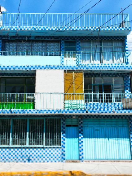 Venta Casa En Nezahualcoyotl Para Remodelar $ 2,600,000