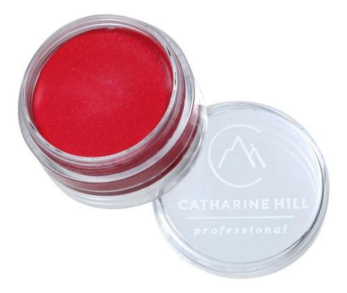 Imagem 1 de 4 de Clown Make-up Catharine Hill Profissional Vermelho4g 2218/4a