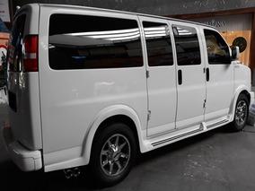 Chevrolet Express Van Corta Crown Royale De Bello Van