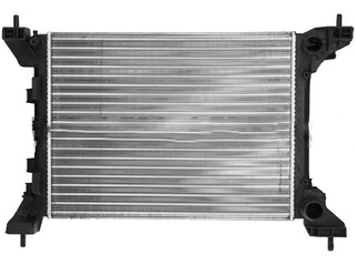 Radiador Fiat Mobi 1.0