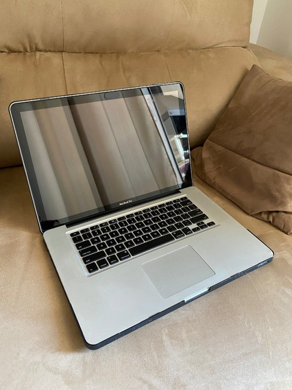 Macbook Pro 15 Mid 2012 Usado Com Upgrade 16gb + Ssd 250gb