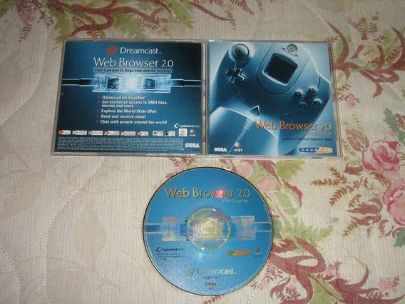 Web Browser 2.0 Original Americano Completo