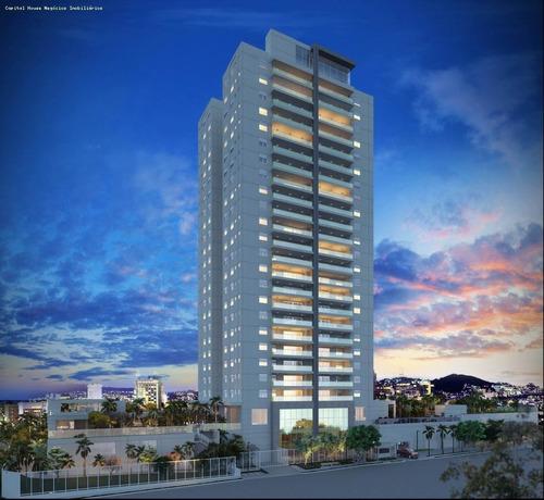 Apartamento Para Venda Em São Paulo, Vila Regente Feijó, 4 Dormitórios, 2 Suítes, 3 Banheiros, 3 Vagas - Cap3207_1-1436141