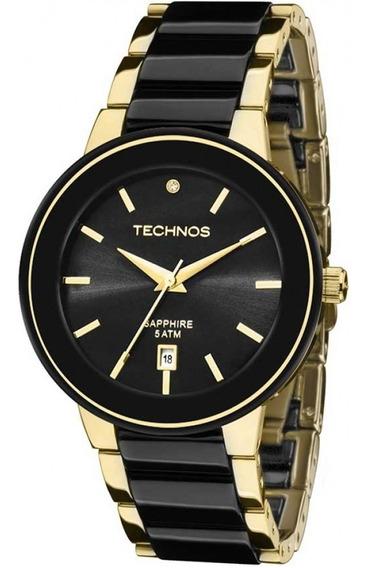 Relógio Technos Feminino Analógico 2115krs/4p Safira