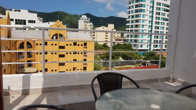 Apartamento Duplex Amoblado, Cerca A La Playa