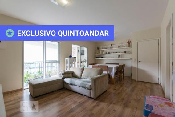 Apartamento No 1º Andar Com 4 Dormitórios E 2 Garagens - Id: 892949455 - 249455
