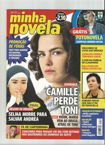Revista Minha Novela 151 - Julho 2002 - Capa Esperança