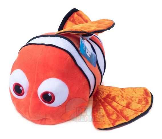 Pelúcia Nemo - Disney - Procurando Nemo - 44cm Grande
