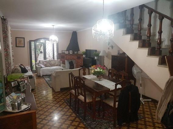 Sobrado Residencial À Venda, Vila Zelina, São Paulo. - So1374