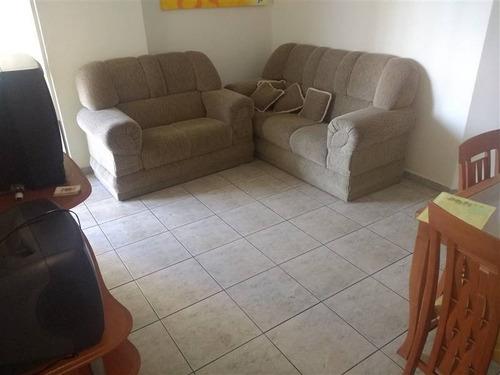 Apartamento, 2 Dorms Com 77 M² - Ocian - Praia Grande - Ref.: Pr1393 - Pr1393