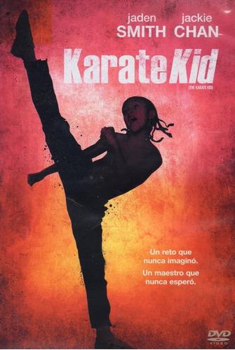 Karate Kid Jackie Chan Pelicula Dvd