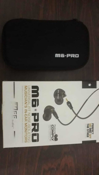 Fone In-ear M6 Pro Mee Audio