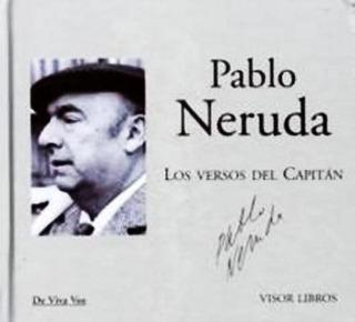 Los Versos Del Capitan Neruda + Cd