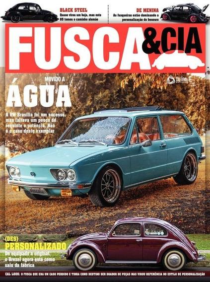 Fusca & Cia Nº148 Brezel Brasília À Água Black Steel Menina