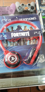 Auriculares Fortnite Ps4 Zona Norte!!