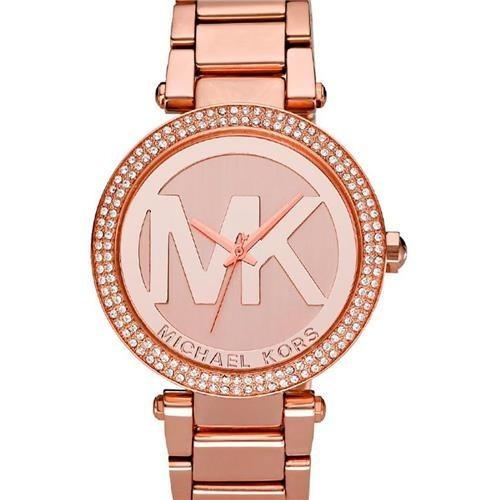Relógio Michael Kors Rosê Goldtone - Mk5865